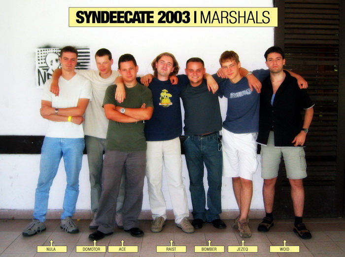 marshals syndeecate 2003 th
